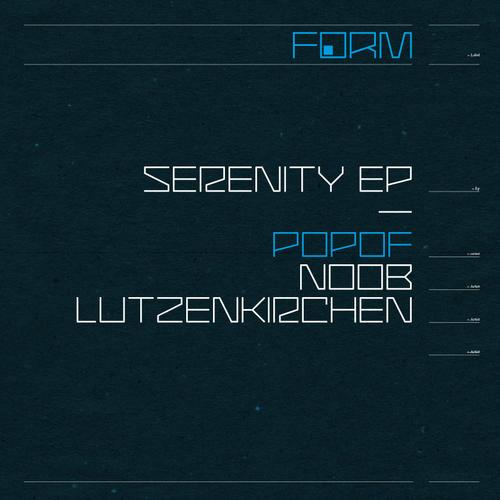 Serenity EP Album Art