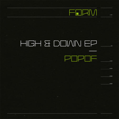 High & Down EP Album