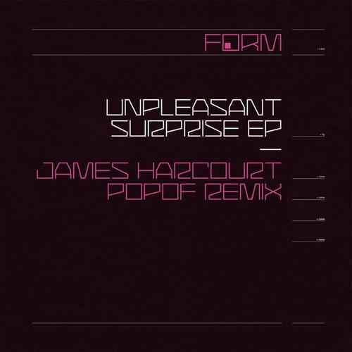 Unpleasant Surprise EP Album Art