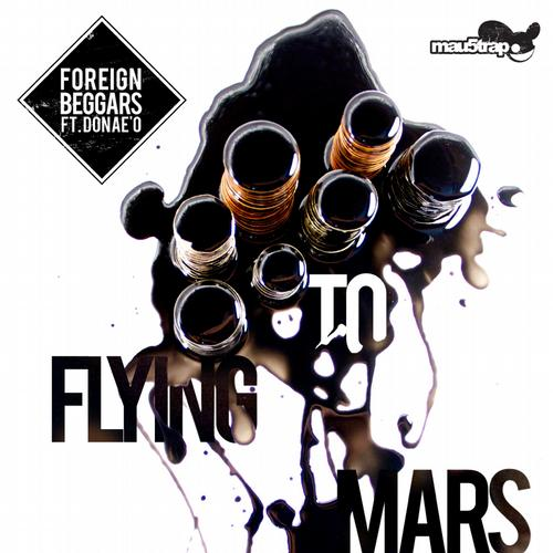 Album Art - Flying To Mars