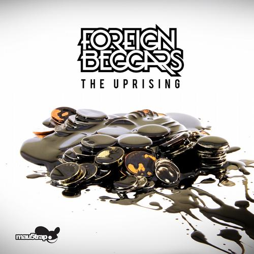 The Uprising Album Art