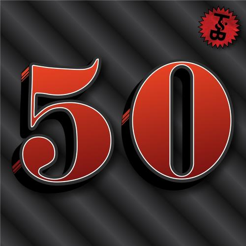 Album Art - T&B 50th Release Compilation