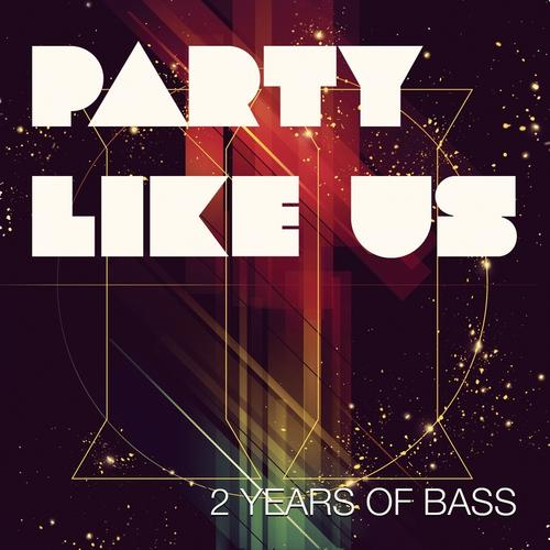 Album Art - Party Like Us Records 2 Year Anniversary Compilation