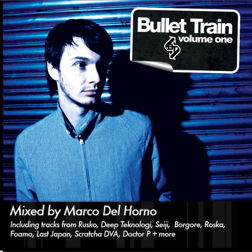 Album Art - Bullet Train Volume One