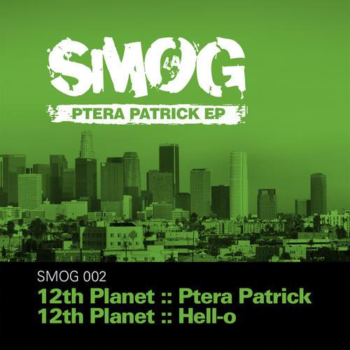 Album Art - Ptera Patrick EP