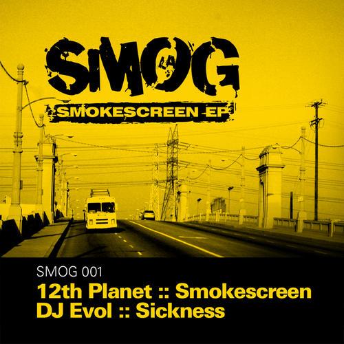 Album Art - Smokescreen EP