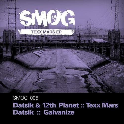 Album Art - Texx Mars EP