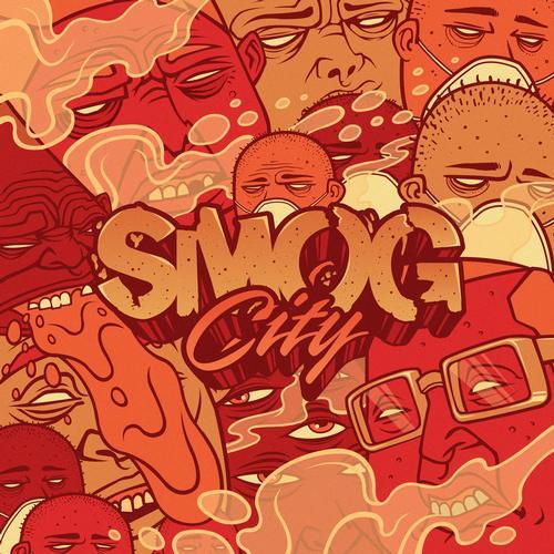 Album Art - Smog City