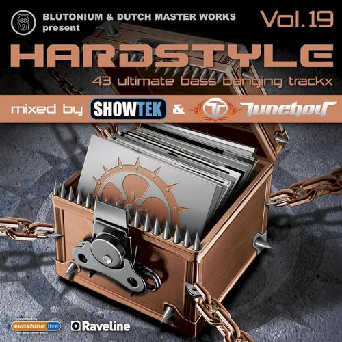 Album Art - Hardstyle Vol. 19
