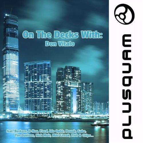 Album Art - On The Decks With: Don Vitali - Part 2