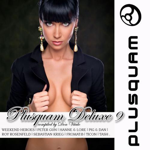 Album Art - Plusquam Deluxe Vol. 9 Compiled By Don Vitalo