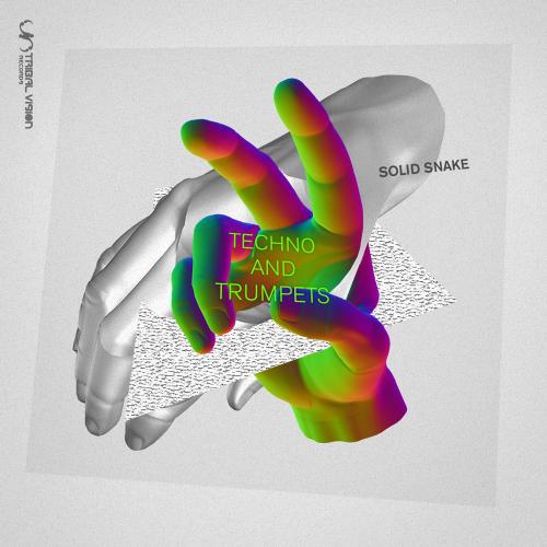 Album Art - Techno & Trumpets EP