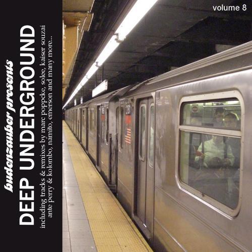 Album Art - Deep Underground Volume 8