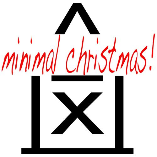 Album Art - Minimal Christmas (Tech House To Techno With a Minimal Flavour For Your Private Xmas Party)