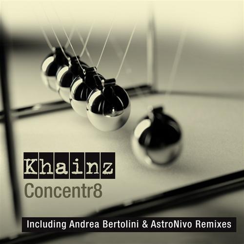 Album Art - Concentr8