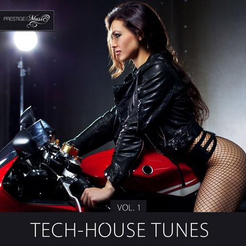 Album Art - Tech-House Tunes, Vol. 1