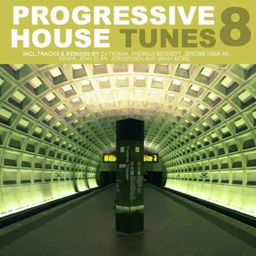Album Art - Progressive House Tunes Vol.8