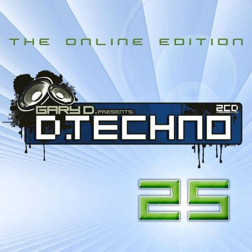 Album Art - D. Techno 25
