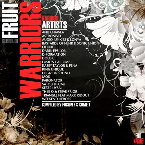 Album Art - Fruit Warriors Series 01