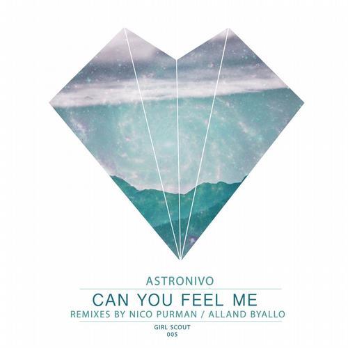 Album Art - Can You Feel Me