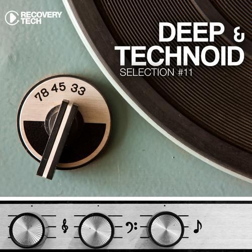 Album Art - Deep & Technoid #11