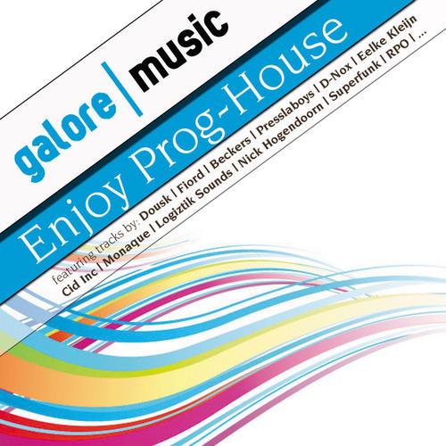 Album Art - Enjoy Prog-House ! Volume 1