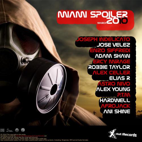 Album Art - Miami Spoiler 2010