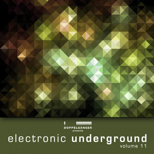 Album Art - Doppelganger Presents Electronic Underground Volume 11