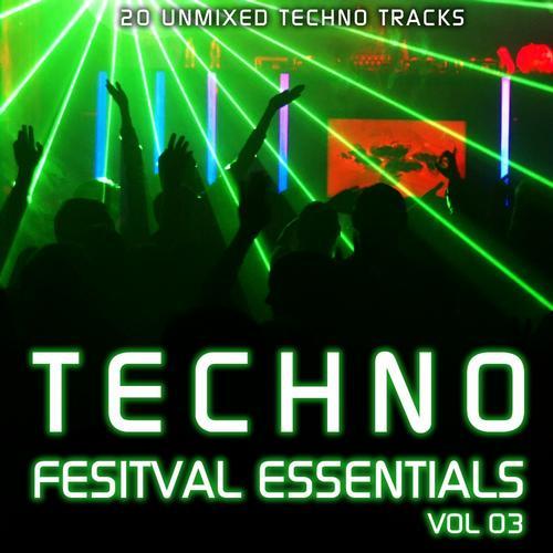 Album Art - Techno Festival Essentials