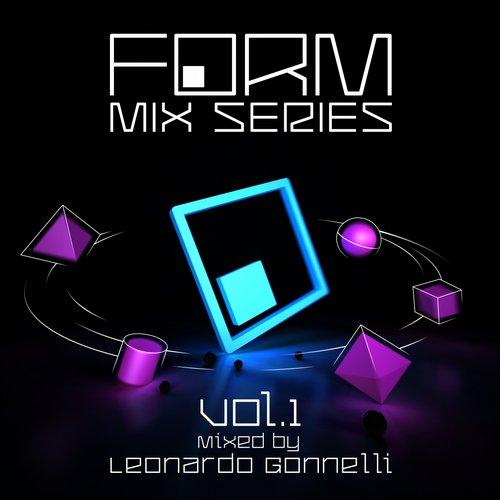 Album Art - FORM MIX SERIES VOL 1 - Mixed By LEONARDO GONNELLI