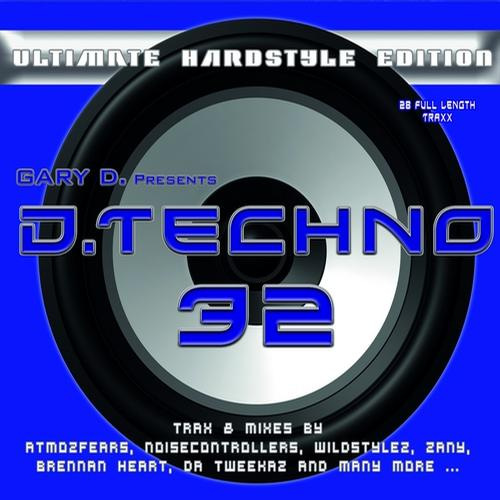 Album Art - Gary D. pres D.Techno 32