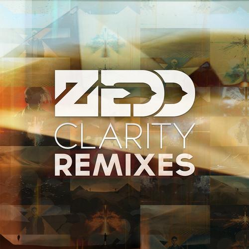 Album Art - Clarity Remixes