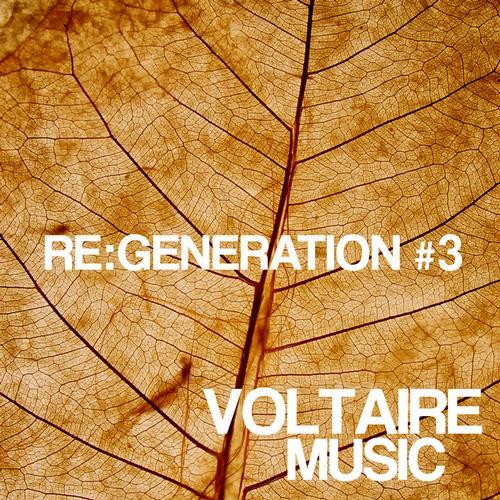 Album Art - Voltaire Music Pres. Re:generation #3