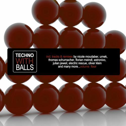 Album Art - Techno with Balls, Vol. 4