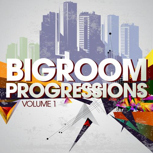 Album Art - Bigroom Progressions - Volume 1