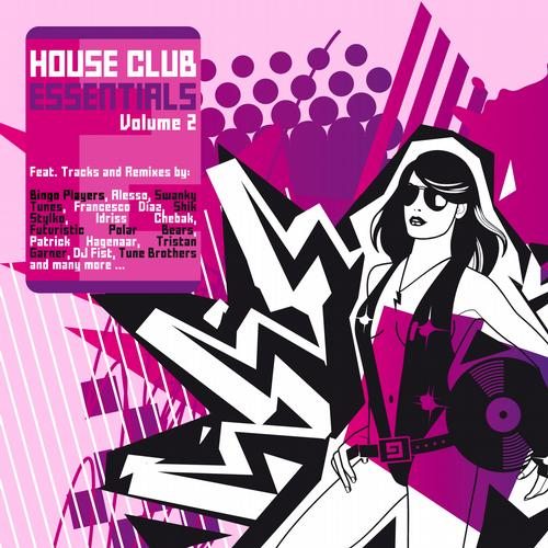 Album Art - House Club Essentials - Vol. 2