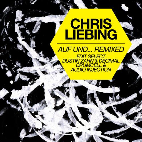 Auf und .... Remixed Album Art
