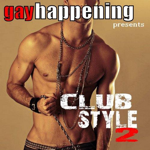 Gay Happening Presents Club Style, Vol. 2 Album Art