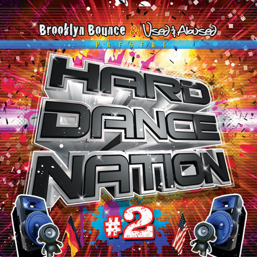 Album Art - Hard Dance Nation Volume 2