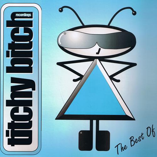 The Best Of Titchy Bitch Album Art