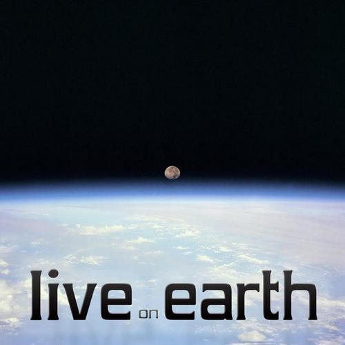 Album Art - Live On Earth Climate Aliance - Global Warming Concerts