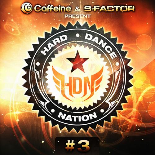 Album Art - Hard Dance Nation Volume 3