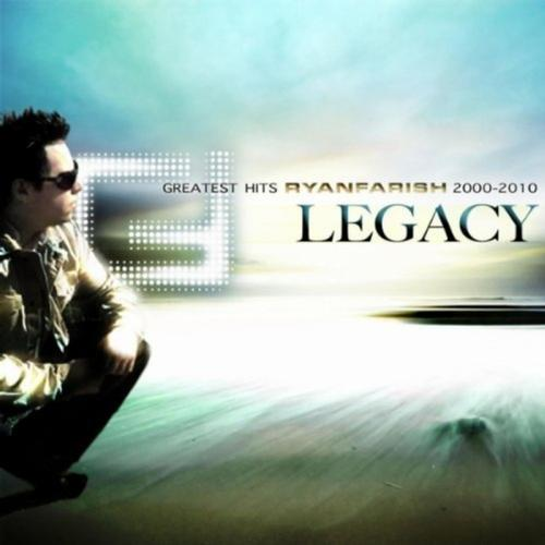 Album Art - Legacy - Greatest Hits 2000-2010