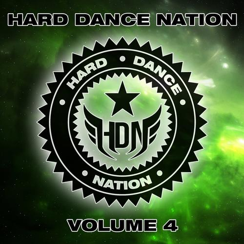 Album Art - Hard Dance Nation Vol. 4