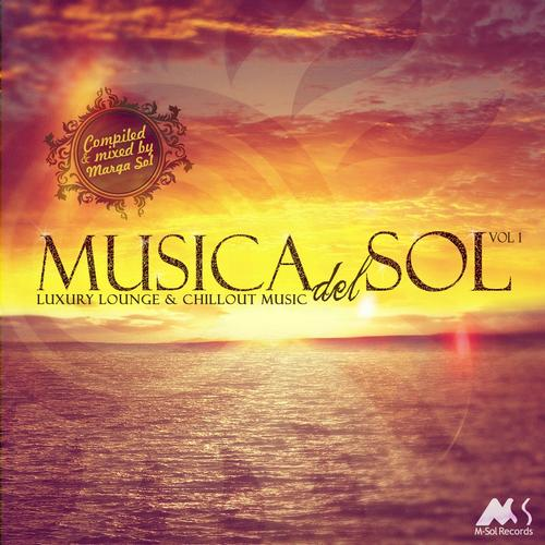 Album Art - Musica Del Sol (Luxury Lounge & Chillout Music)
