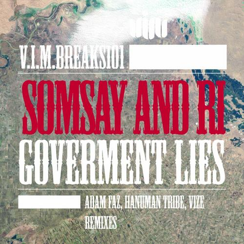 Album Art - Goverment Lies
