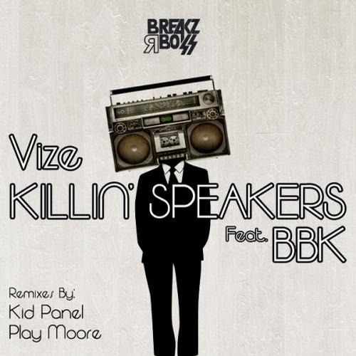 Album Art - Killin Speakers