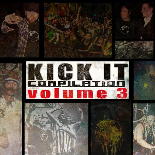 Album Art - Kick It Compilation Volume 3