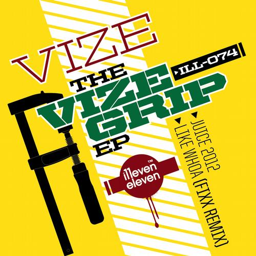 Album Art - The Vize Grip EP