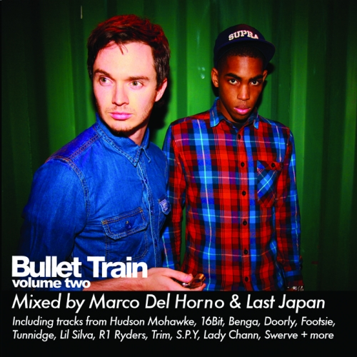 Album Art - Bullet Train Volume 2 Mixed By Marco Del Horno And Last Japan